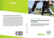 Buchcover von George Foster (American Football)
