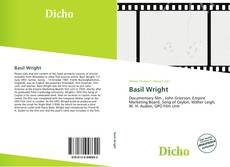 Bookcover of Basil Wright