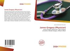 Couverture de James Gregory (Physician)