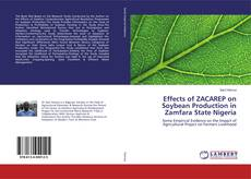 Couverture de Effects of ZACAREP on Soybean Production in Zamfara State Nigeria