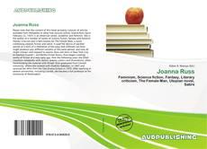 Joanna Russ kitap kapağı