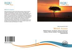 Bookcover of Molefi Asante