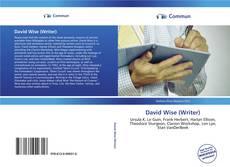 Couverture de David Wise (Writer)