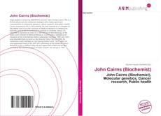 Couverture de John Cairns (Biochemist)