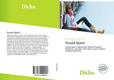 Bookcover of Fouad Ajami