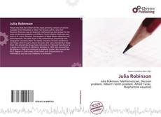 Bookcover of Julia Robinson