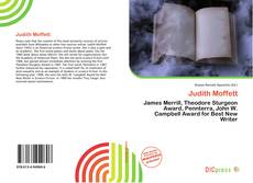 Bookcover of Judith Moffett