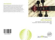 Bookcover of John Harbison