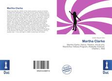 Couverture de Martha Clarke