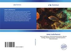 Bookcover of Jane Lubchenco