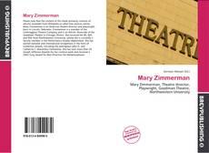 Обложка Mary Zimmerman
