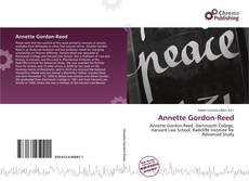 Bookcover of Annette Gordon-Reed