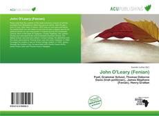 Borítókép a  John O'Leary (Fenian) - hoz