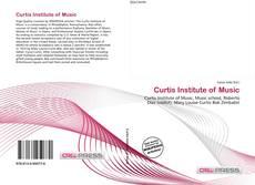 Portada del libro de Curtis Institute of Music