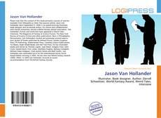 Portada del libro de Jason Van Hollander