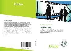 Portada del libro de Ben Turpin