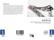 Bookcover of Billy Bevan