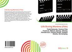 Capa do livro de Life During Wartime (Film)