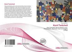 Portada del libro de Kent Twitchell