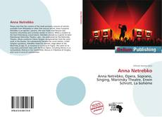 Portada del libro de Anna Netrebko