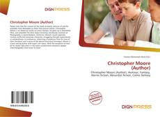 Bookcover of Christopher Moore (Author)
