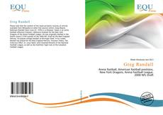 Buchcover von Greg Randall