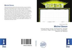 Bookcover of Michel Simon