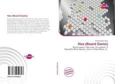Buchcover von Hex (Board Game)