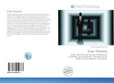 Capa do livro de Lino Ventura