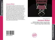Bookcover of Jacques Weber