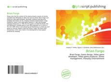 Buchcover von Brian Fargo