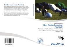 Couverture de Don Davis (American Football)