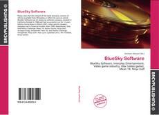 Buchcover von BlueSky Software