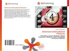 Couverture de American International Pictures