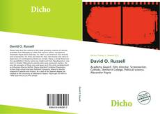 Bookcover of David O. Russell