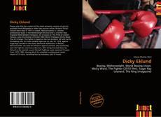 Couverture de Dicky Eklund