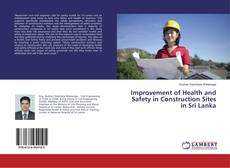 Bookcover of Improvement of Health and Safety in Construction Sites in Sri Lanka