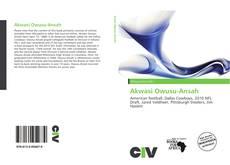 Portada del libro de Akwasi Owusu-Ansah