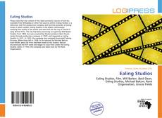 Bookcover of Ealing Studios