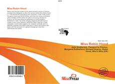 Bookcover of Miss Robin Hood