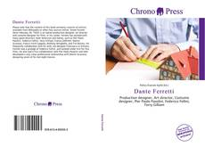 Bookcover of Dante Ferretti