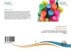 Marker Pen kitap kapağı