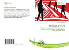 Christian Bérard kitap kapağı