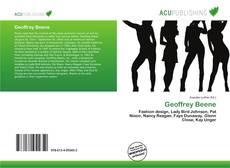 Bookcover of Geoffrey Beene