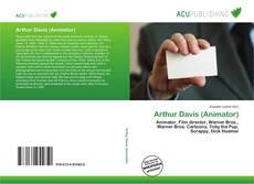 Portada del libro de Arthur Davis (Animator)