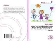 Capa do livro de Ad Carter