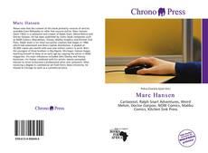 Bookcover of Marc Hansen