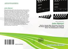 Bookcover of John Abineri