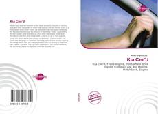 Bookcover of Kia Cee'd