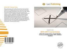 Buchcover von 2010–2011 Ivorian Crisis